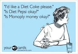 Diet Coke Meme - why i drink diet coke imageoftheheart