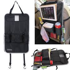 auto back car seat bag organizer holder multi pocket travel