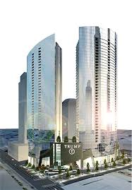 apartments in trump tower amli may build apartments on trump towers site atlanta intown paper