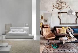 minimalism vs eclectic gavia concept interior design