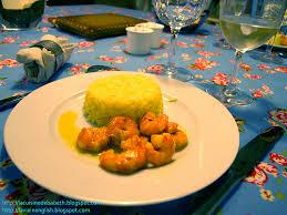 la cuisine de babeth la cuisine de babeth crevettes au jus d orange