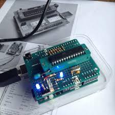 Mur Design Home Hardware by Arduino Uno As Atmega328p Programmer 4 Steps