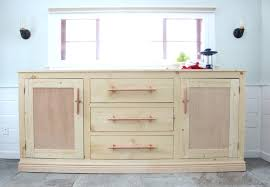 how to build a wood cabinet with doors ana white extra long buffet cabinet diy projects