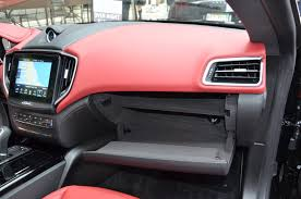pink maserati interior 2017 maserati ghibli sq4 s q4 stock m602 for sale near chicago