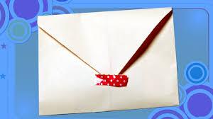 Envelope Design Ideas Handmade