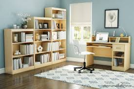 48 Desk With Hutch by South Shore Axess 1 Drawer Computer Desk With Hutch U0026 Reviews