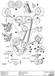 Ford Explorer Timing Chain - 1965 ford galaxie timing chain diagrams wiring diagram schematics