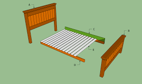 Bed Frame With Storage Plans Bed Frame Size Of Queen Bed Frame Home Designs Ideas