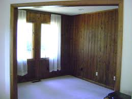How To Paint Over Dark Walls by Thorough Steps Of Painting Over Wood Paneling