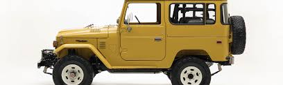 land cruiser vintage toyota fj land cruiser vintage prices refurbished models bloomberg