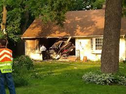 Flies In Backyard Teen Killed In N Aurora As Car Flies Into House