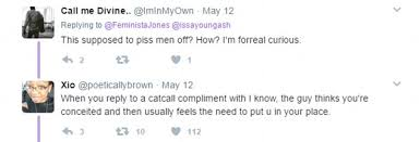 what happens when women agree with men u0027s compliments daily mail