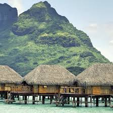 overwater bungalows in bali southeast asia pinterest