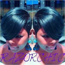 razor chic hairstyles of chicago 42 best hair images on pinterest pixie hairstyles pony tails