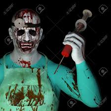 bloody doctor halloween costume the doctor will see you a crazed and bloody doctor clutching
