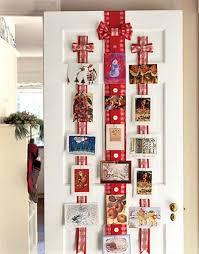 christmas card display holder ribbon christmas card display holder ideas for serenity assisted