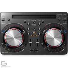 pioneer dj ddj wego 3 black ipad dj controller with virtual dj le