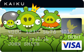 debit cards for kids get your own angry birds visa debit card gamesbeat