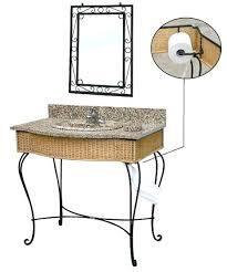 Wicker Vanity Set Vanities Aldabella Satin Gold Upholstered Vanity Chair Wrought