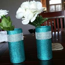 Where To Buy Vases For Wedding Centerpieces Best 25 Teal Wedding Centerpieces Ideas On Pinterest Teal