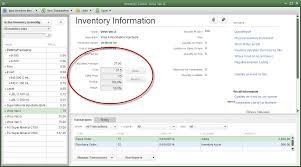 inventory u2013 quickbooks enterprise and premier quickbooks