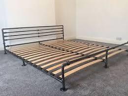 King Size Metal Bed Frames Made Metal Bed Frame Single King King Size