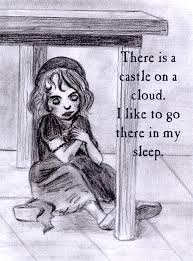 there is a castle on a cloud by lilostitchfan on deviantart