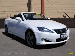 convertible lexus 2010 lexus is 250c convertible in starfire white pearl 502072