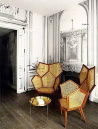 Interiors by Jacquin Stunning Geometrics in Design Inspiration