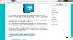 avg driver updater full version avg driver updater crack plus registration key free download