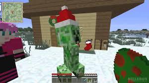 ч 01 рождество christmas craft обзор модов для minecraft 1 6 4