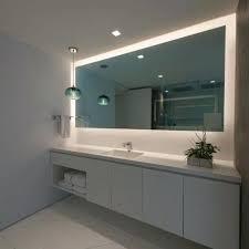 Bathroom Led Mirror Light Led Lights Bathroom Mirror Bathroom Mirrors Lights
