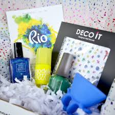 meebox nail subscription box review talonted lex