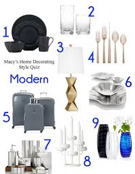 what u0027s your registry style macy u0027s home decorating quiz