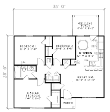 manor small ranch home plan 055d 0013 house plans and more