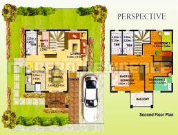 Home Designs Floor Plans In The Philippines Zen House Design With Floor Plans Homes Zone