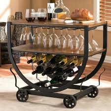 Drop Leaf Bar Table Black Pub Table With Wine Rack Dining Room Underneath Built In