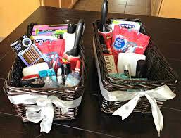 bathroom toiletry gift baskets wedding bathroom basket