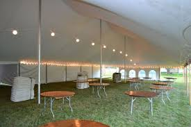 tent rentals maine rental tent lighting globe lighting wallace events event