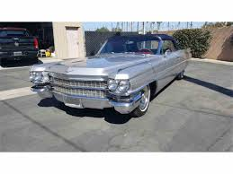 1963 cadillac 1963 cadillac convertible for sale classiccars com cc 1031587