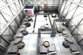 boeing to build commercial spacecraft at kennedy nasa