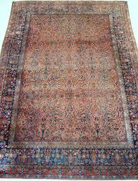 Kashan Persian Rugs by Antique Persian Manchester Kashan Carpet 8 U00272 X 11 U00276