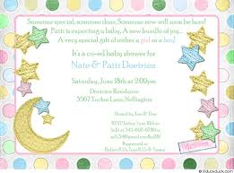baby shower invitation wording coed baby shower invitation wording ideas jagl info