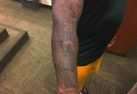 nfl players explain the meaning behind their tattoos si com