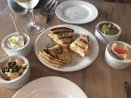 dips cuisine dips pita picture of mythos cuisine winebar burlington