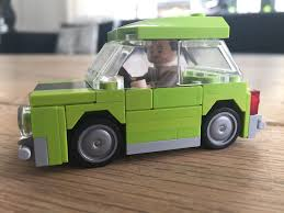 lego mini cooper the world u0027s most recently posted photos of lego and mrbean
