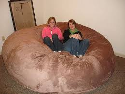 Lovesac Super Sac Huge Bean Bag Chair Lovesac Love Sac Comfy Sack Fombag Flickr