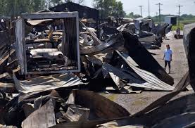 Country Classic Cars - rural illinois town mourns after major fire damages classic car