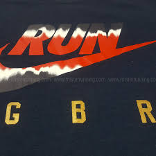 Great Britain Flag Nike Run Great Britain Flag Men U0027s Running T Shirt Navy