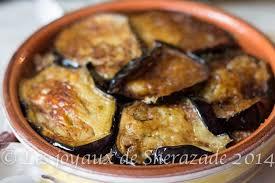 cuisiner aubergine four recette de gratin d aubergines